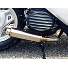 WirusWin Rod Silencer Exhaust