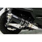 【WirusWin】Ultimate全段排氣管 黑色碳纖維款式 Popper型