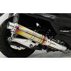 【WirusWin】Ultimate全段排氣管 鈦合金款式 火箭筒型