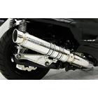 【WirusWin】Ultimate全段排氣管 不鏽鋼款式 Popper型