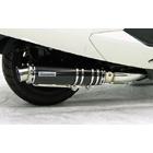 【WirusWin】Ultimate全段排氣管 黑色碳纖維款式 火箭筒型