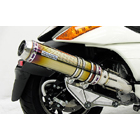 【WirusWin】Ultimate全段排氣管 鈦合金款式 Spotrs型