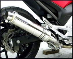 Bazooka 排氣管尾段