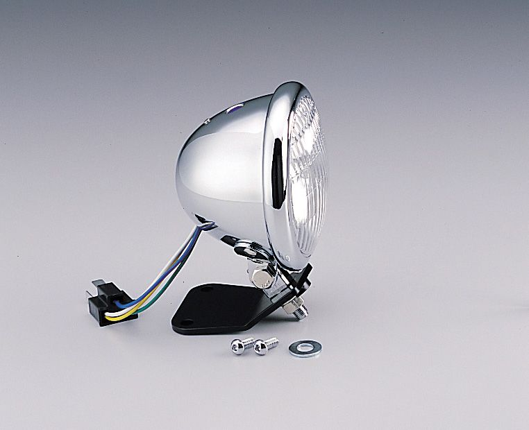 【HURRICANE】4.5多角度反光片頭燈套件 - 「Webike-摩托百貨」