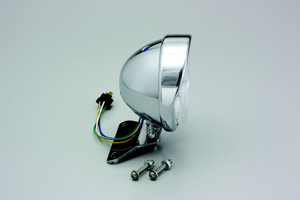 5.5燈眉型式頭燈組
