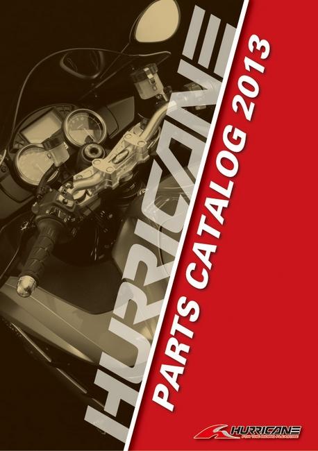 HURRICANE 2013綜合型錄