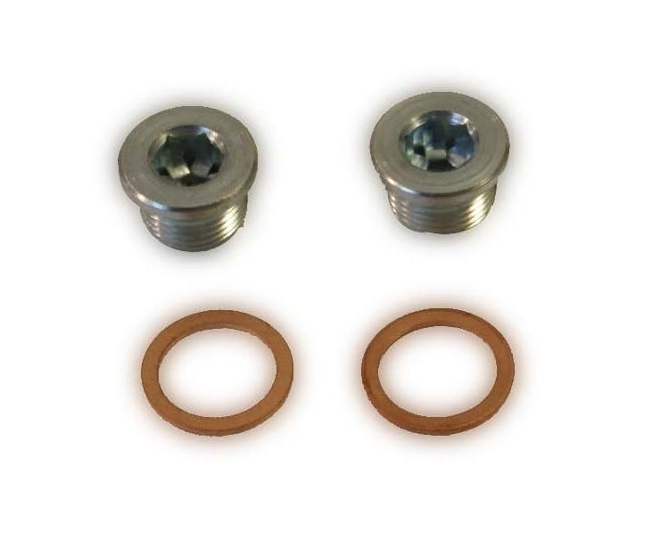 含氧感知器螺塞套件 18mm (2個入)