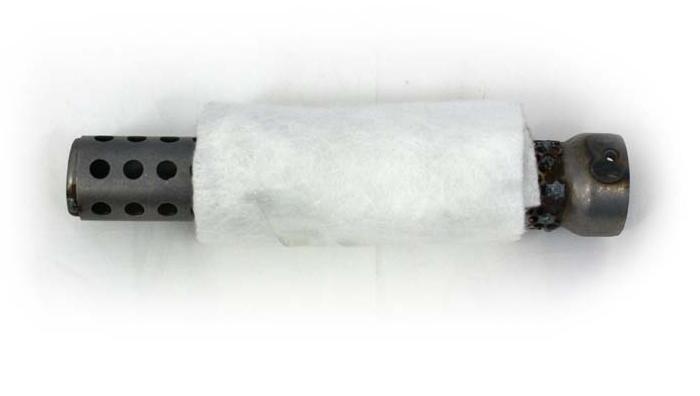 QUIET BAFFLE SIDESHOTS/SHORTSHOTS排氣管內消音器(SIDESHOTS/SHORTSHOTS專用)