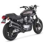 【VANCE&HINES】WIDOW 2-1-2 BLACK 全段排氣管