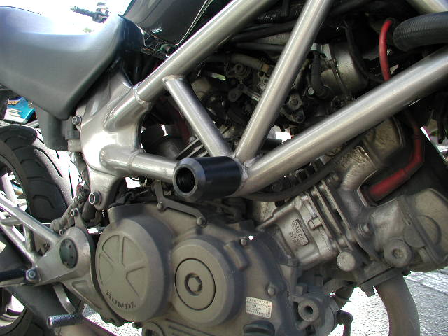 車架保護滑塊 (防倒球) Standard Type