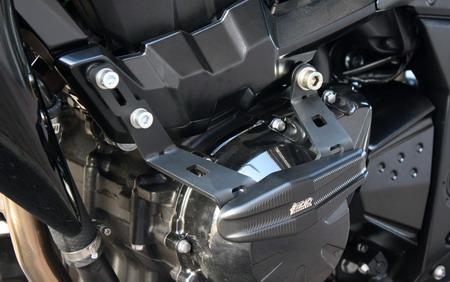 車架保護滑塊 (防倒球) Plate Type