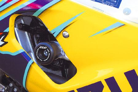 車架保護滑塊 (防倒球) Racing Type
