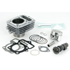 SP TAKEGAWA SStageBore up kit 80 cc (Aluminum steel SleeveCylinder)