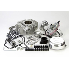 SP TAKEGAWA Hyper S Stage Big bore Kit 125 cc (All Aluminum-Ceramic Plated Cylinder)