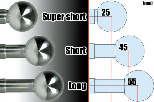 【SP武川】鋁合金切削加工方向燈組 (C Type/長/燻黑) - 「Webike-摩托百貨」