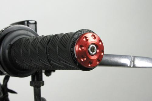 【SP武川】鋁合金切削加工迷你把手端子(8孔造型型式) - 「Webike-摩托百貨」