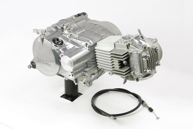 超級汽缸頭+R 引擎完整套件 124cc