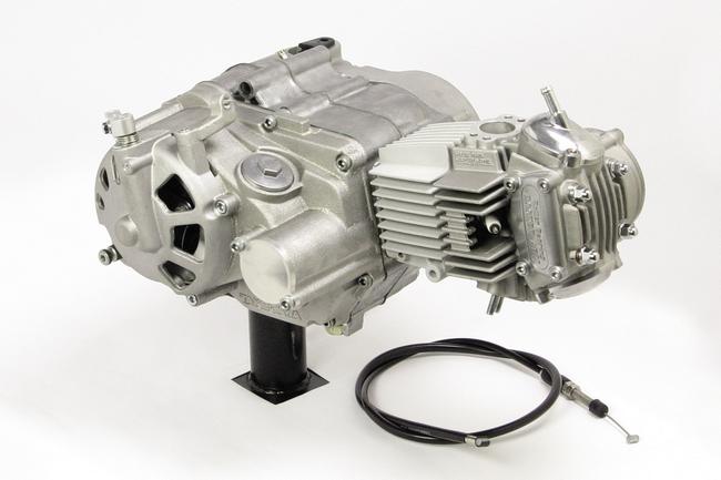 【SP武川】超級汽缸頭+R 引擎完整套件 124cc - 「Webike-摩托百貨」