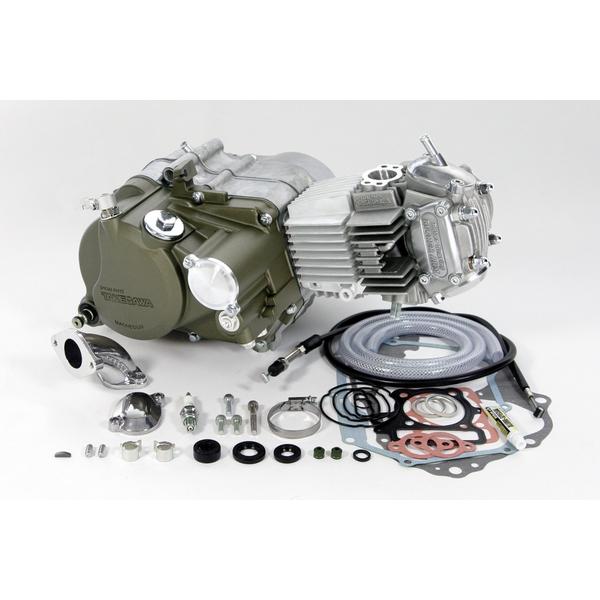 超級汽缸頭+R 引擎總成138cc