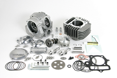 超級汽缸頭(+R)改裝套件