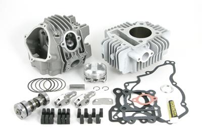 超級汽缸頭加大缸徑套件138cc
