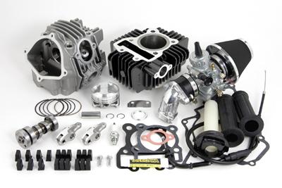 Super Head+R Combo全組改裝套件124cc