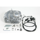 SP TAKEGAWA Clutch Cover Kit ( Aluminum / Wire Type )