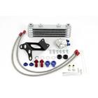 【SP武川】Super機油冷卻器套件(銀色散熱核心,SPL乾式離合器專用)