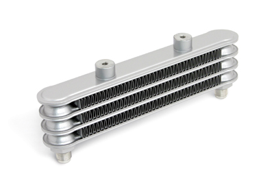 BB 3排式機油冷卻器(銀色)