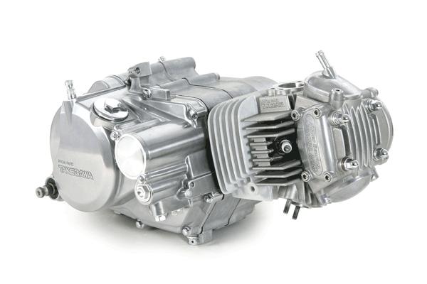 (Φ57×54mmStroke)超級汽缸頭+R 全組引擎