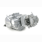 【SP武川】(Φ57×54mmStroke)超級汽缸頭+R 全組引擎