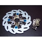 B-MOON FACTORY Floating disk rotor