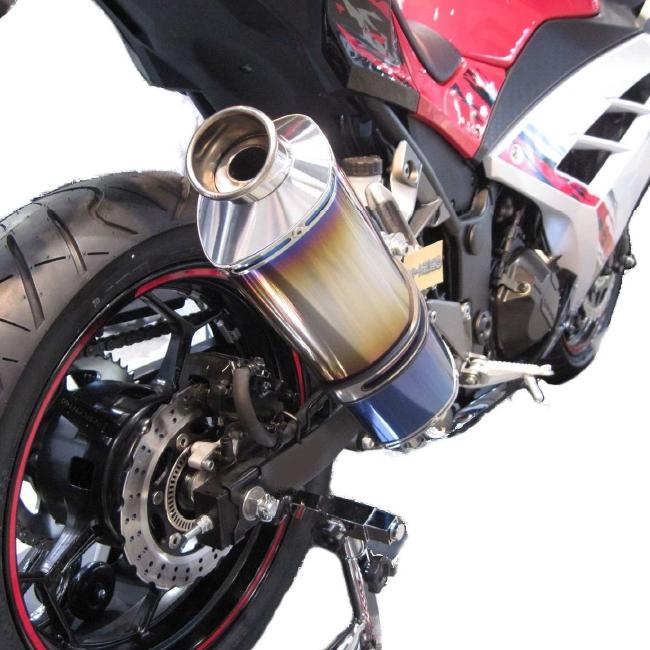 東單x  r's gear 原創型排氣管尾段