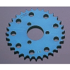 AGRAS Rear Sprocket 40T-