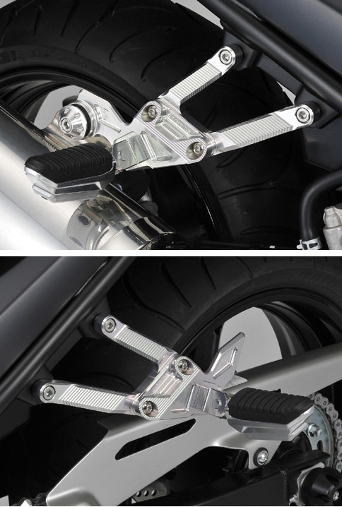 Suzuki bandit 1250 exhaust фото