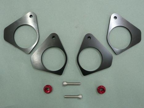 【AGRAS】把手增高間隙墊片 - 「Webike-摩托百貨」