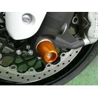 【AGRAS】前輪軸保護滑塊(防倒球)
