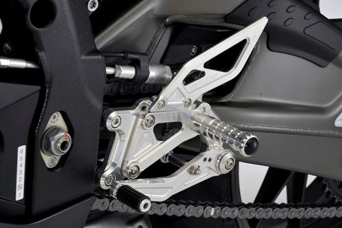 【AGRAS】腳踏後移套件 - 「Webike-摩托百貨」