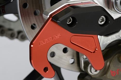【AGRAS】鍊條調整器防倒滑塊用駐車架支撐板 - 「Webike-摩托百貨」