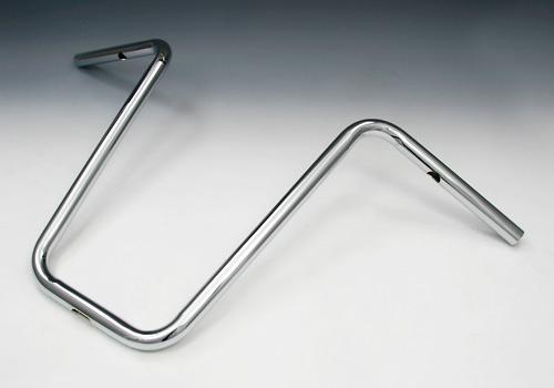 【EASYRIDERS】SCOOP 把手 (鍍鉻 無配線用凹痕/配線孔加工完成) - 「Webike-摩托百貨」