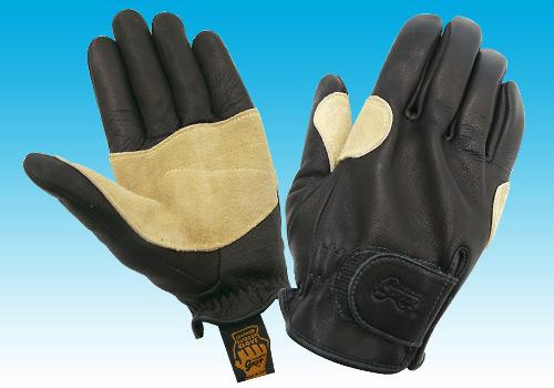 BRAVE黑色復刻版G-10B手套