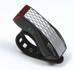 【SERFAS】 自行車用尾燈 SL-5 REAR 1LED
