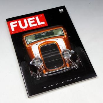 Fuel Magazine 6號