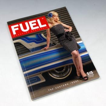 Fuel Magazine 7號