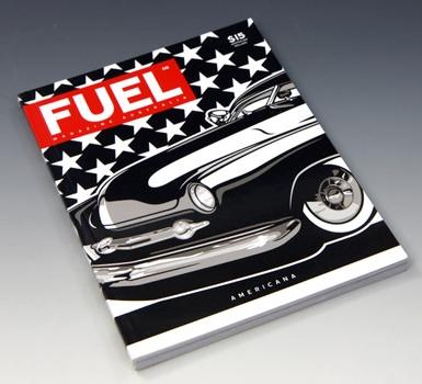 Fuel Magazine 8號