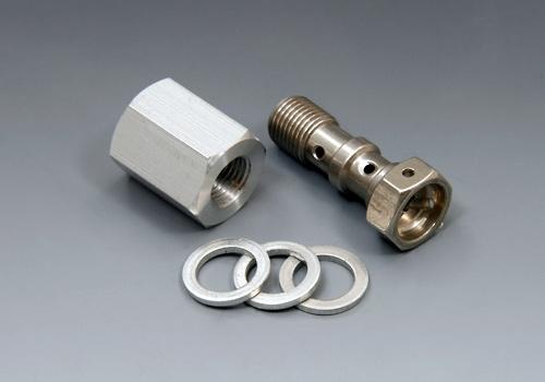 煞車油管螺絲套件 (雙油管專用)
