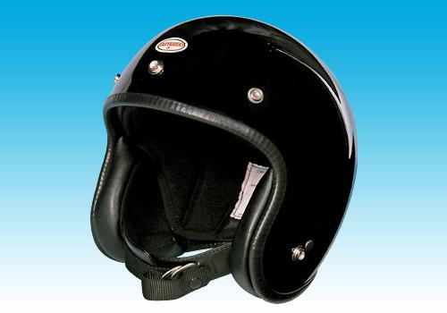 70s 小型安全帽 黑色