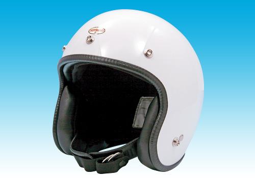 70s 小型安全帽 白色1