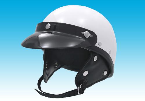 附帽簷警用安全帽