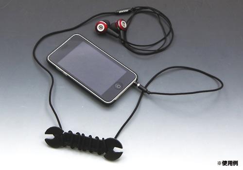 【EASYRIDERS】板手造型耳機線收納器 - 「Webike-摩托百貨」